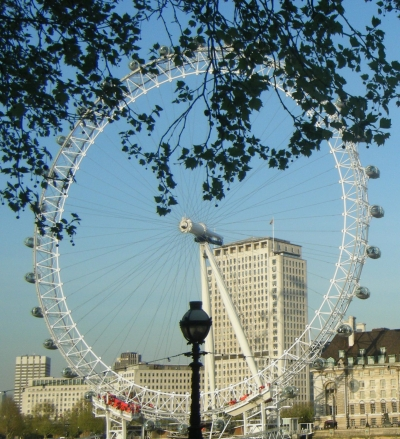 london eye by me